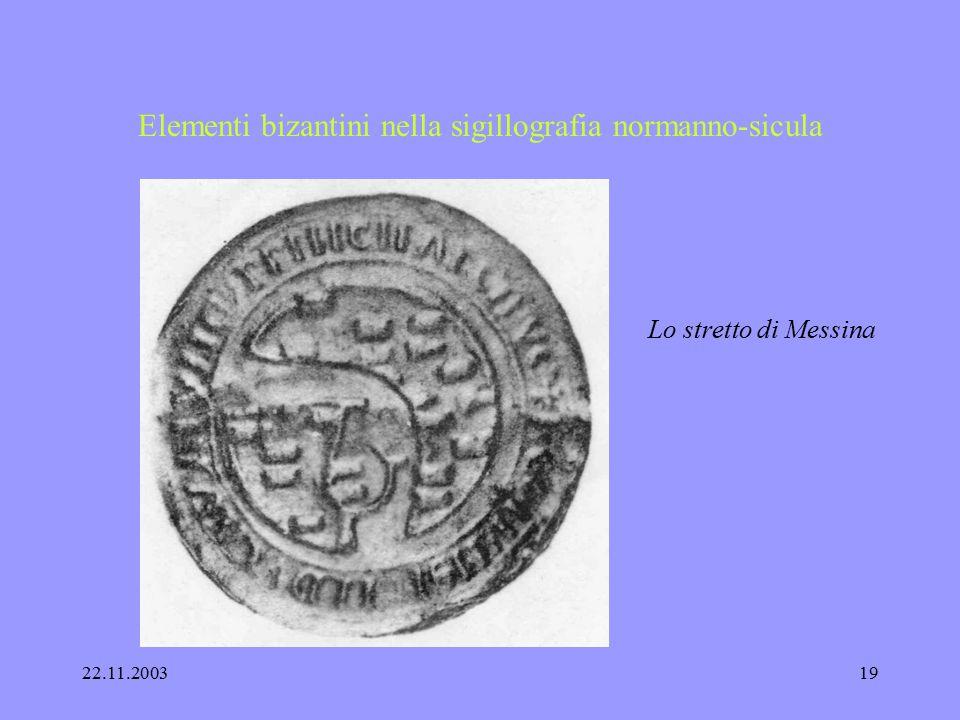 22.11.200318 Elementi bizantini nella sigillografia normanno-sicula