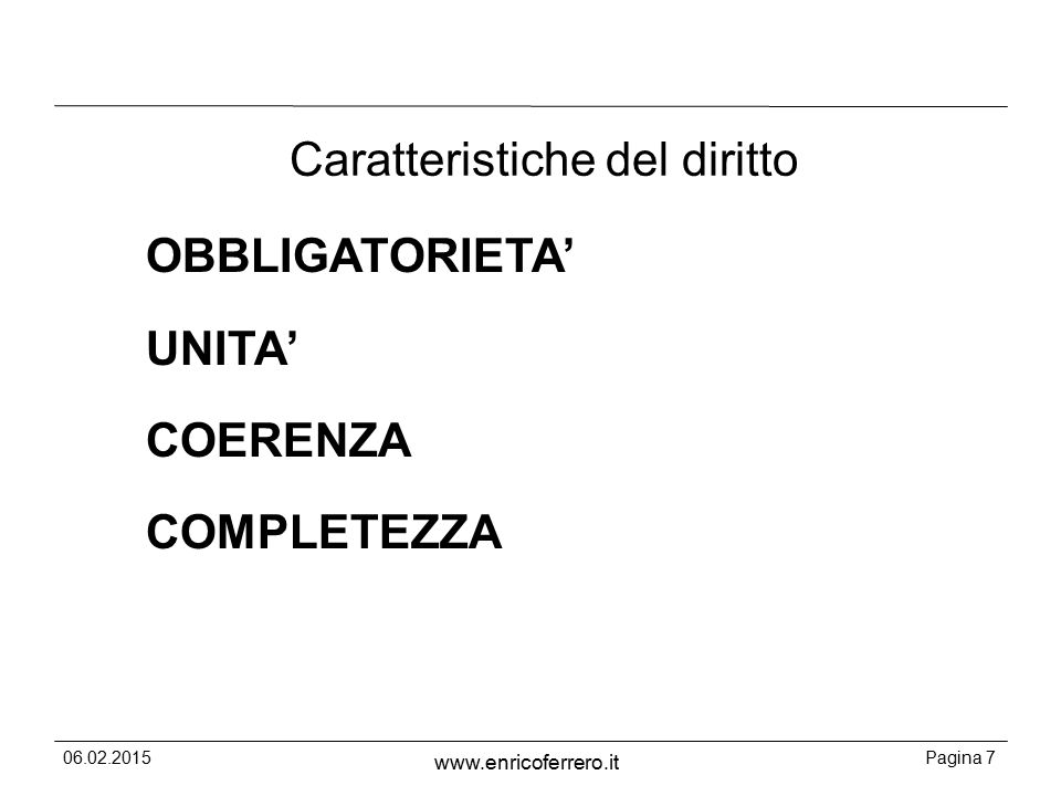 06.02.2015Pagina 78 www.enricoferrero.it art 361 c.p.