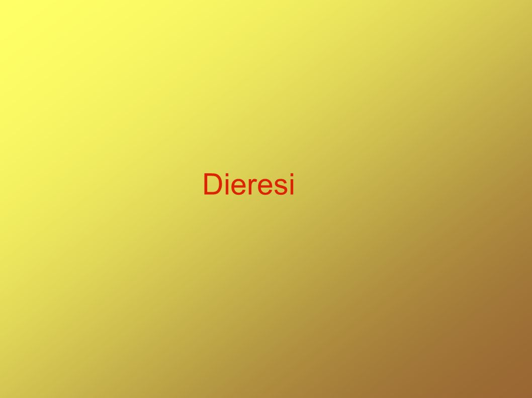 Dieresi