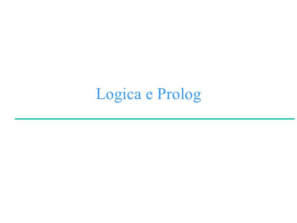 Logica e Prolog