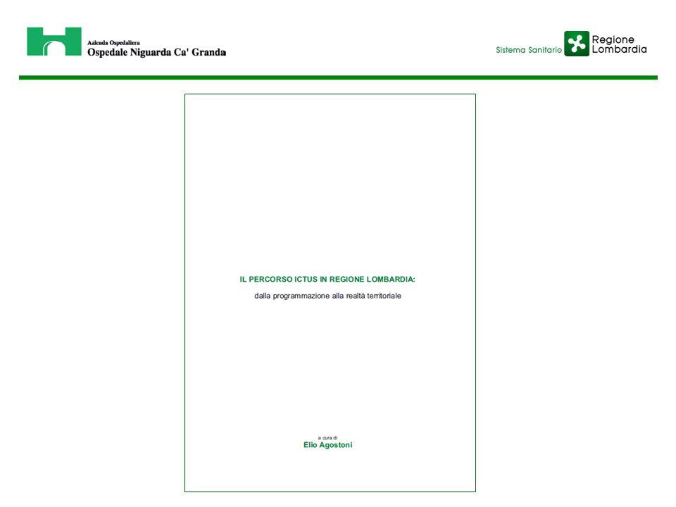 LA POPOLAZIONE: 1.ASL di Lecco : tutti i pazienti con diagnosi di ictus cerebrale (ischemico o emorragico) ricoverati presso la SC Neurologia-Stroke Unit dell'AO della Provincia di Lecco, seguiti in tutto il percorso riabilitativo e assistenziale nelle sue diverse articolazioni; 2.ASL di Pavia : tutti i pazienti con diagnosi di ictus cerebrale (ischemico o emorragico) provenienti dalle strutture di ricovero per acuti che insistono sul territorio e ricoverati in degenza riabilitativa specialistica presso la Fondazione Maugeri; 3.