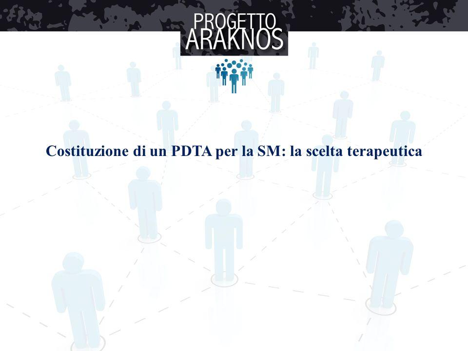 Costituzione di un PDTA per la SM: la scelta terapeutica