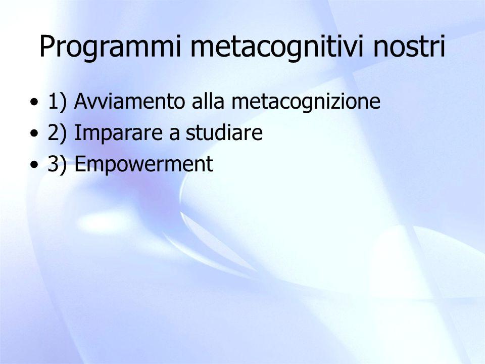 IMPARARE A STUDIARE 2