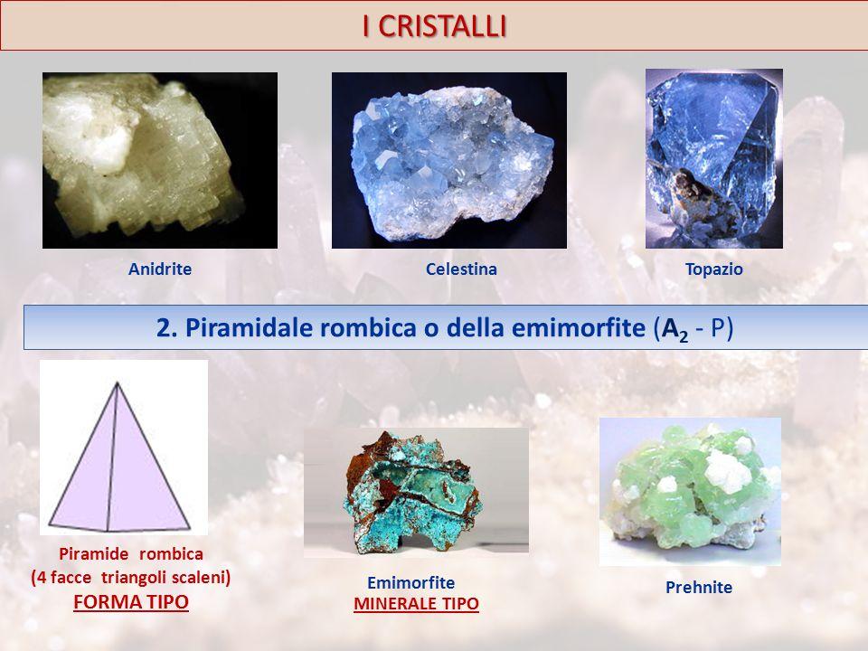 I CRISTALLI AnidriteCelestinaTopazio 2.
