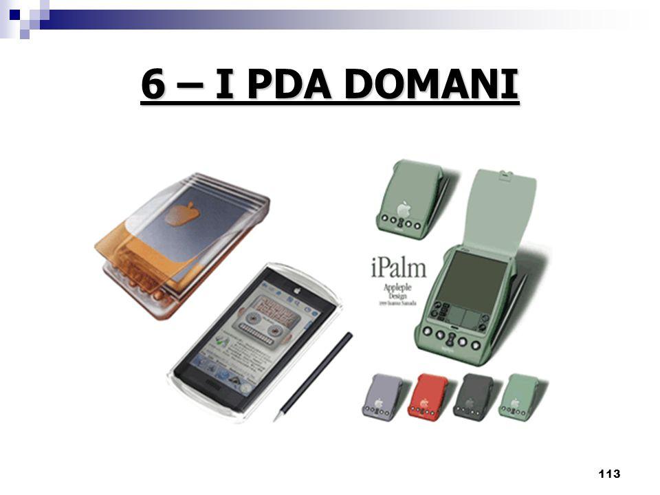 113 6 – I PDA DOMANI