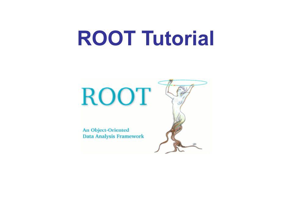 Browser ROOT dispone di un browser grafico (classe TBrowser) che consente di visualizzare gli oggetti dichiarati nella sessione corrente.