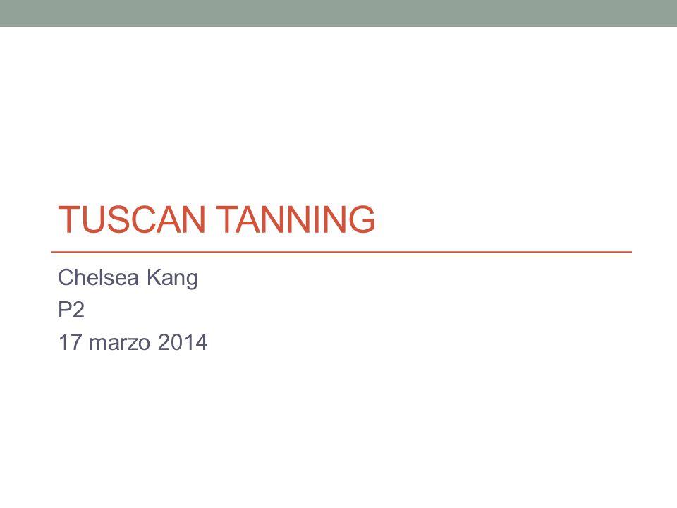 TUSCAN TANNING Chelsea Kang P2 17 marzo 2014