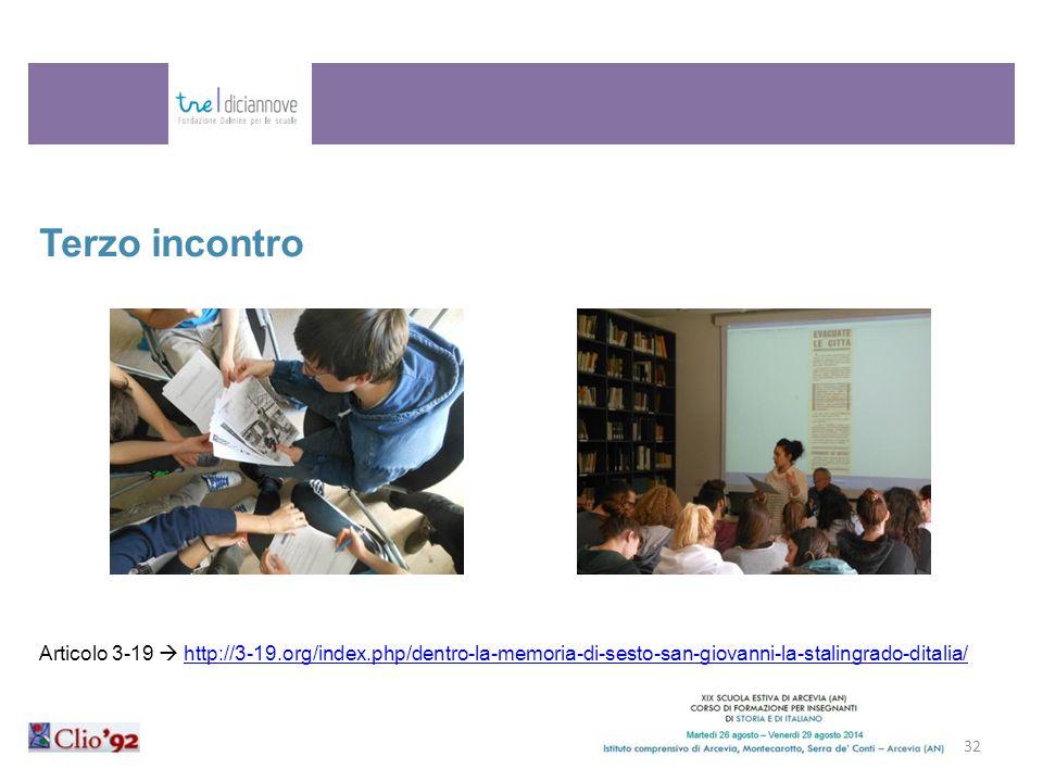 32 Terzo incontro Articolo 3-19  http://3-19.org/index.php/dentro-la-memoria-di-sesto-san-giovanni-la-stalingrado-ditalia/http://3-19.org/index.php/d