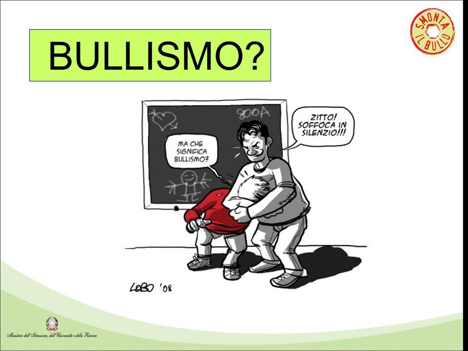 BULLISMO?