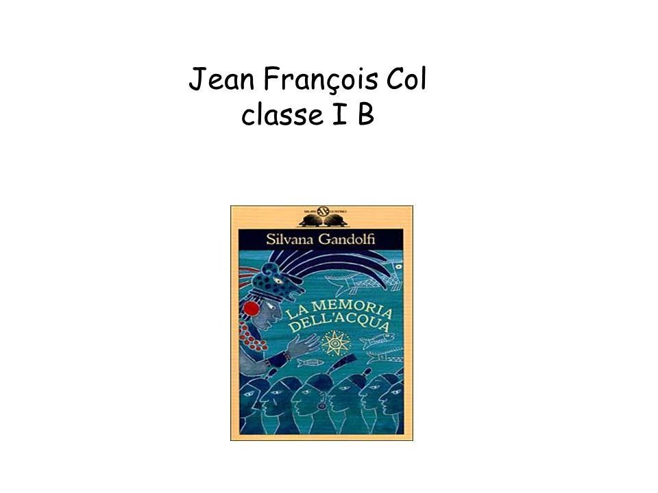 Jean François Col classe I B