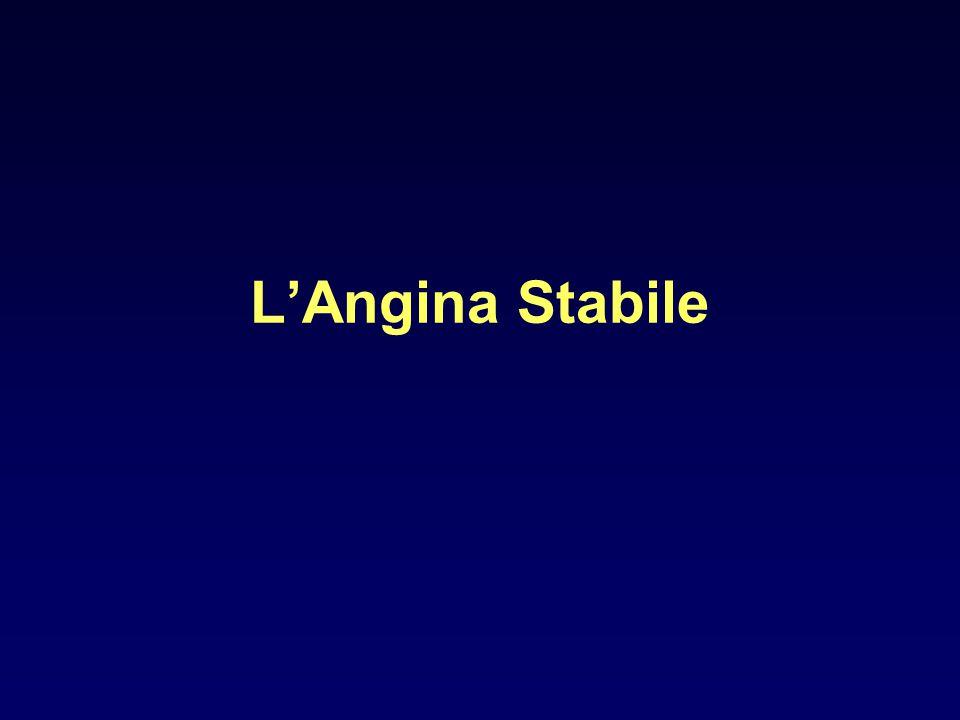 L'Angina Stabile