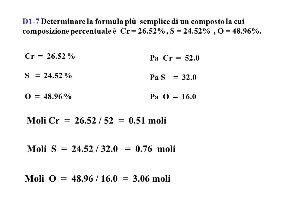 Formula CrS 3/2 O 6 Cr 2 S 3 O 12 Cr 2 (SO 4 ) 3
