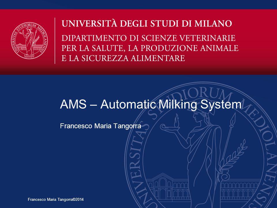Francesco Maria Tangorra©2014 Numero di pasti/giorno per vacca nei tre diversi sistemi di cow traffic.