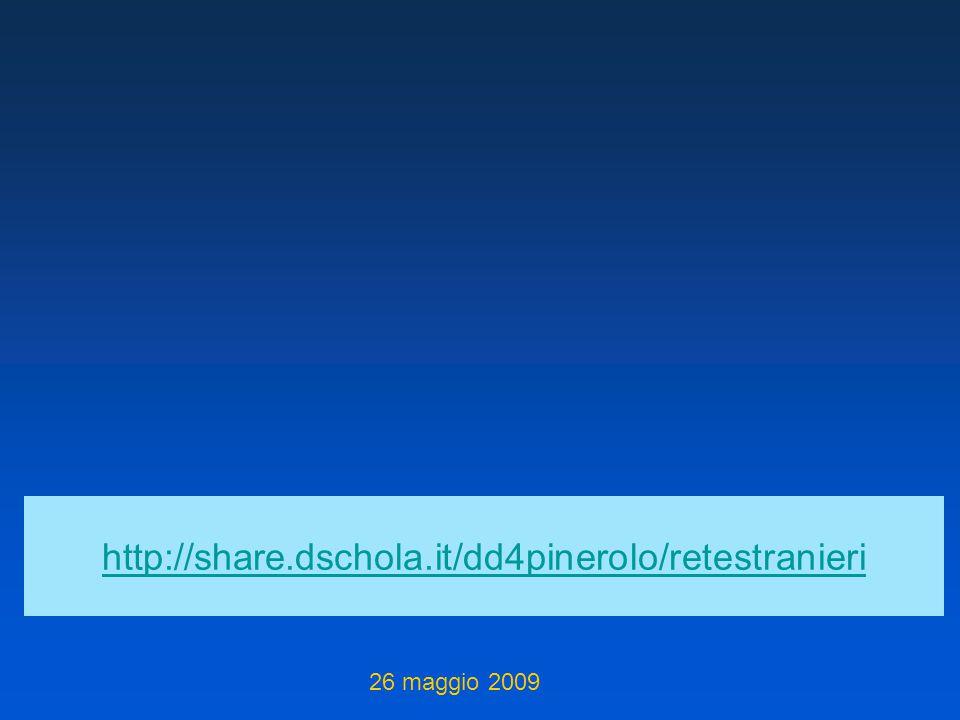 http://share.dschola.it/dd4pinerolo/retestranieri 26 maggio 2009