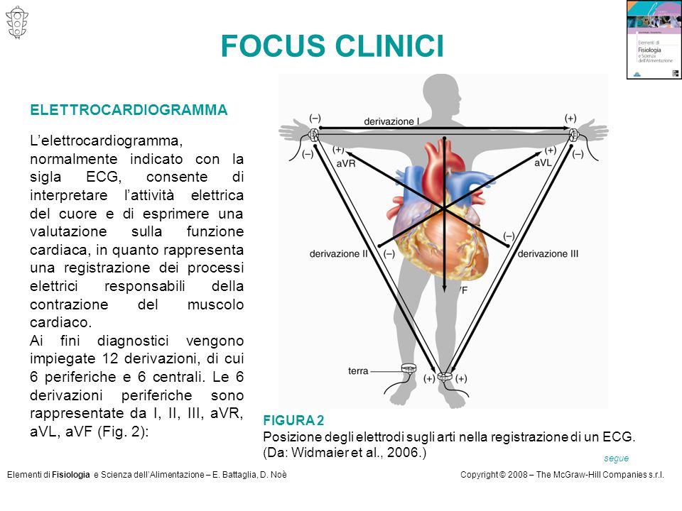 Elementi di Fisiologia e Scienza dell'Alimentazione – E.