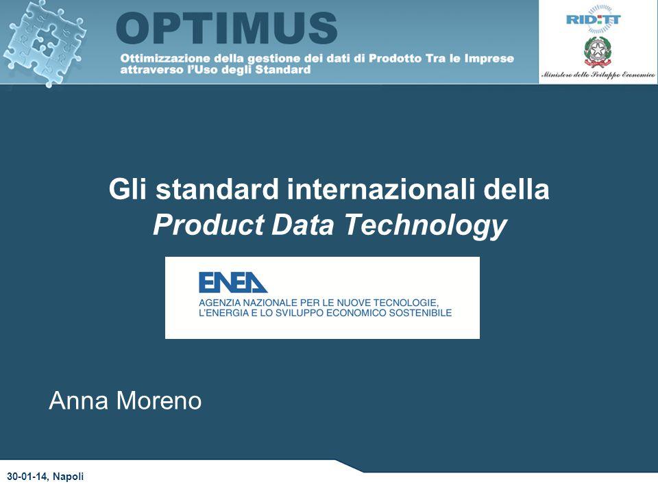 Il ruolo degli standard Gli standard internazionali portano benefici tecnologici, economici e sociali e aiutano ad armonizzare le specifiche di prodotti e servizi rendendo il sistema produttivo più efficiente ed eliminando le barriere per la libera circolazione di servizi e di prodotti.