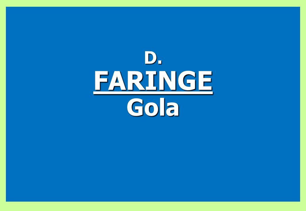 D.FARINGEGola