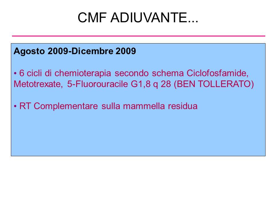 CMF ADIUVANTE...