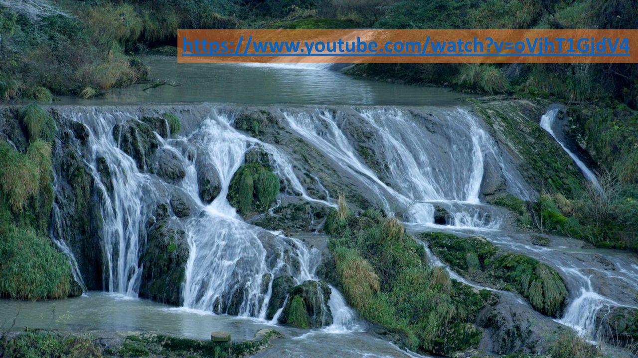 La cascata delle Marmore La cascata delle Marmore è una cascata a flusso controllato, tra le più alte d'Europa, potendo contare su un dislivello compl