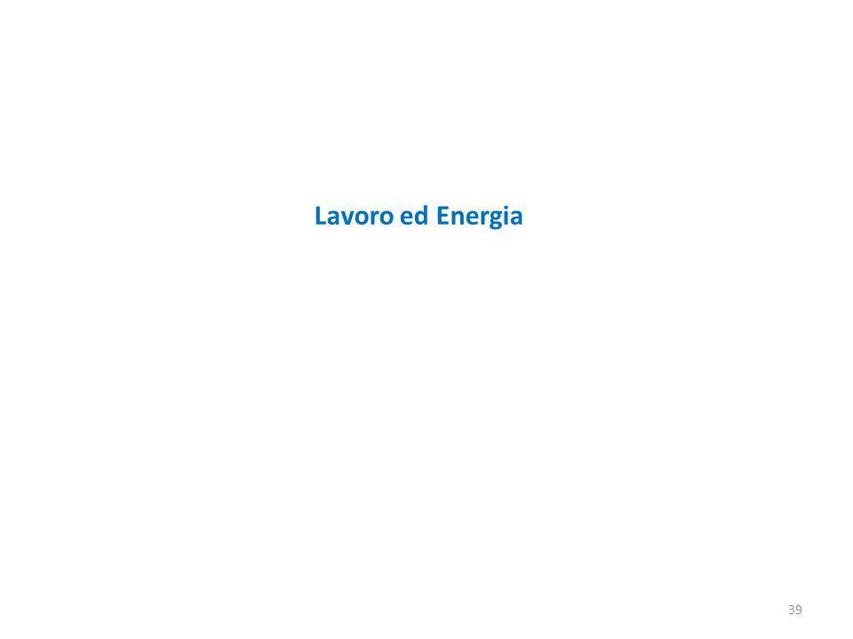 Lavoro ed Energia 39