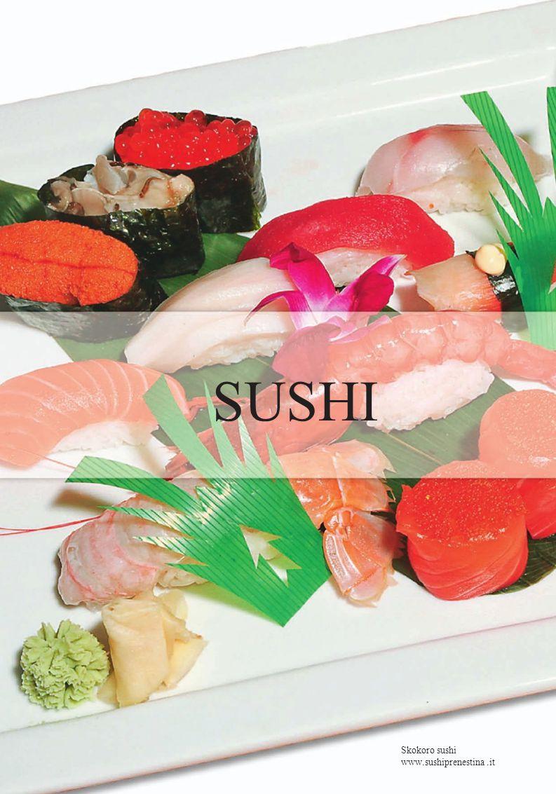 SUSHI Skokoro sushi www.sushiprenestina.it