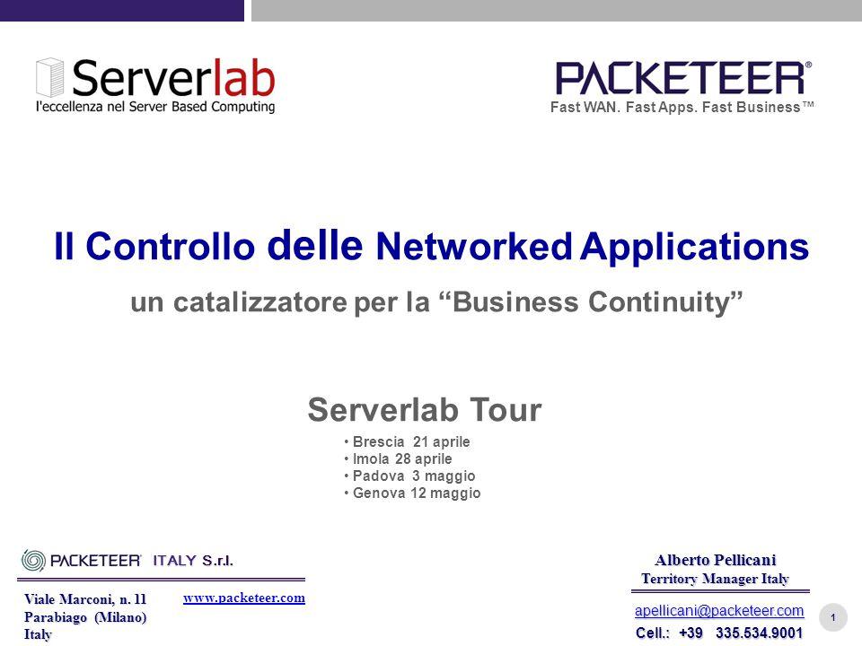 42 Progetti innovativi : Integrazione VoIP / VideoIP La Vs.