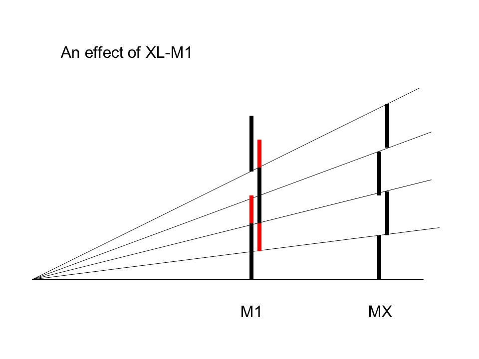 M1 MX An effect of XL-M1