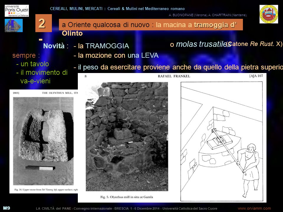 M9 i A.BUONOPANE (Verona), A.
