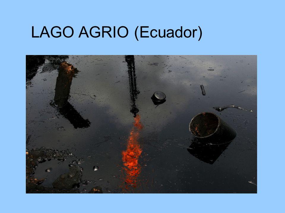 LAGO AGRIO (Ecuador)