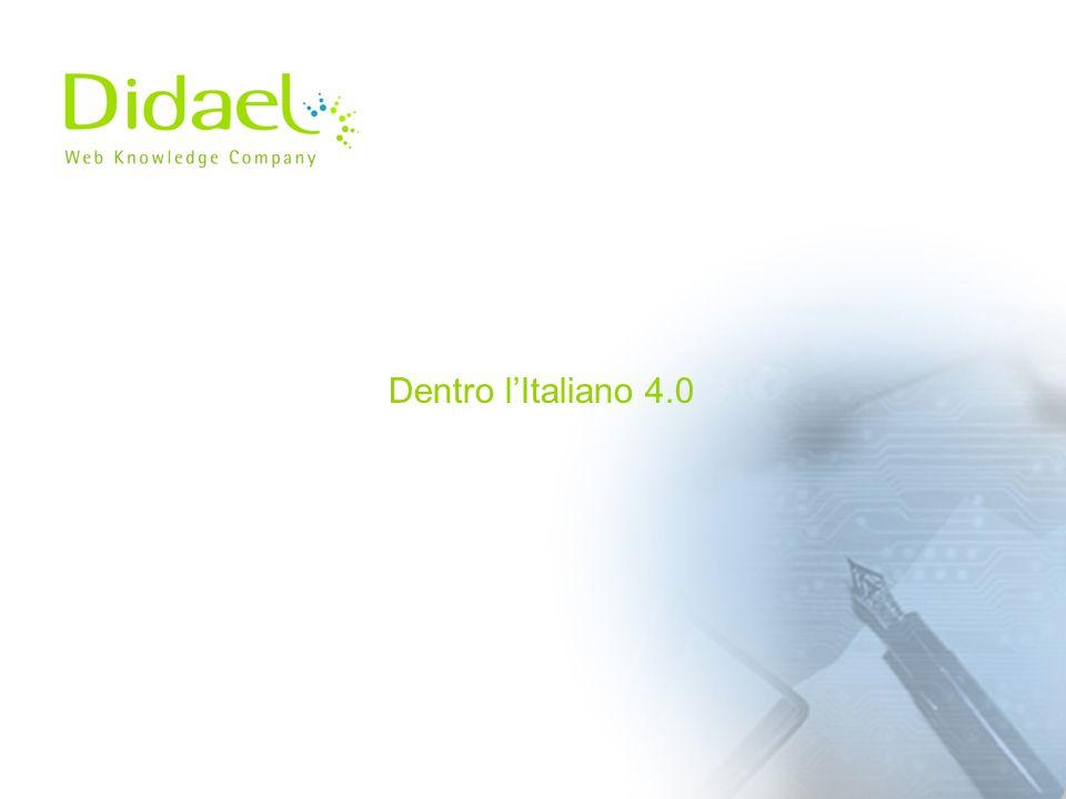 Copyright 2010, Didael S.r.l.
