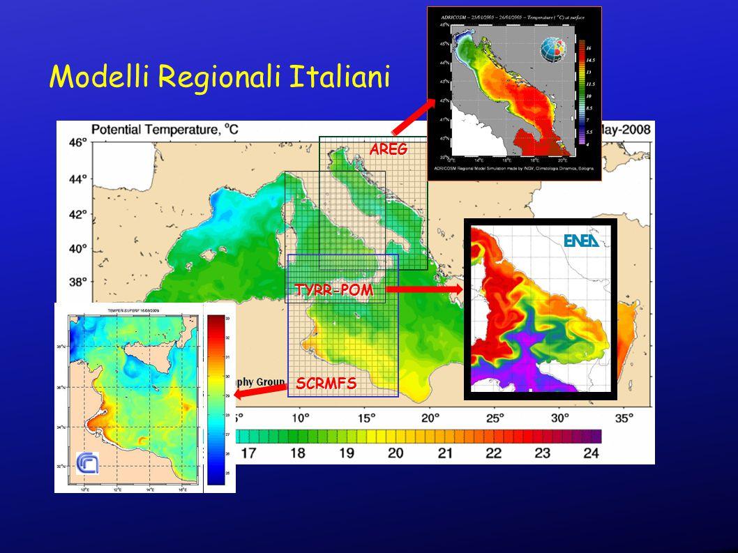 Modelli Regionali Italiani TYRR-POM SCRMFS AREG