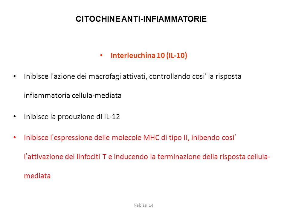 Interleuchina 12 (IL-12) E ' uno dei primi mediatori della risposta precoce dell ' immunità innata ed induce la risposta immunitaria cellula-mediata.