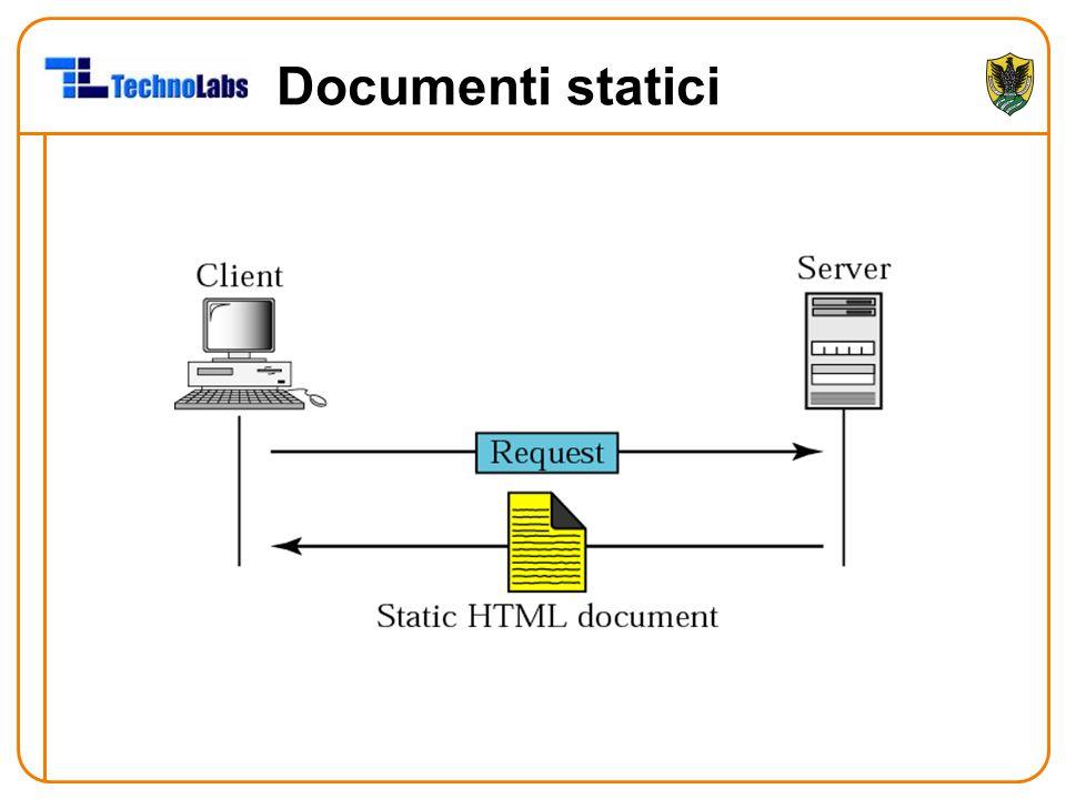 Documenti statici