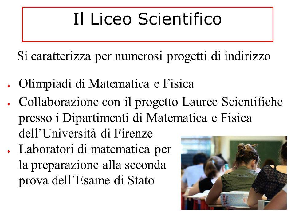 Olimpiadi di Matematica e Fisica  Collaborazione con il progetto Lauree Scientifiche presso i Dipartimenti di Matematica e Fisica dell'Università d