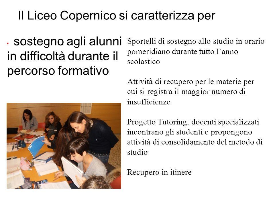 Registro elettronico Per ulteriori informazioni e per conoscere tutte le attività e le notizie sulla vita della scuola si può visitare il sito del Liceo Copernico, dal quale è possibile accedere anche al registro on-line.