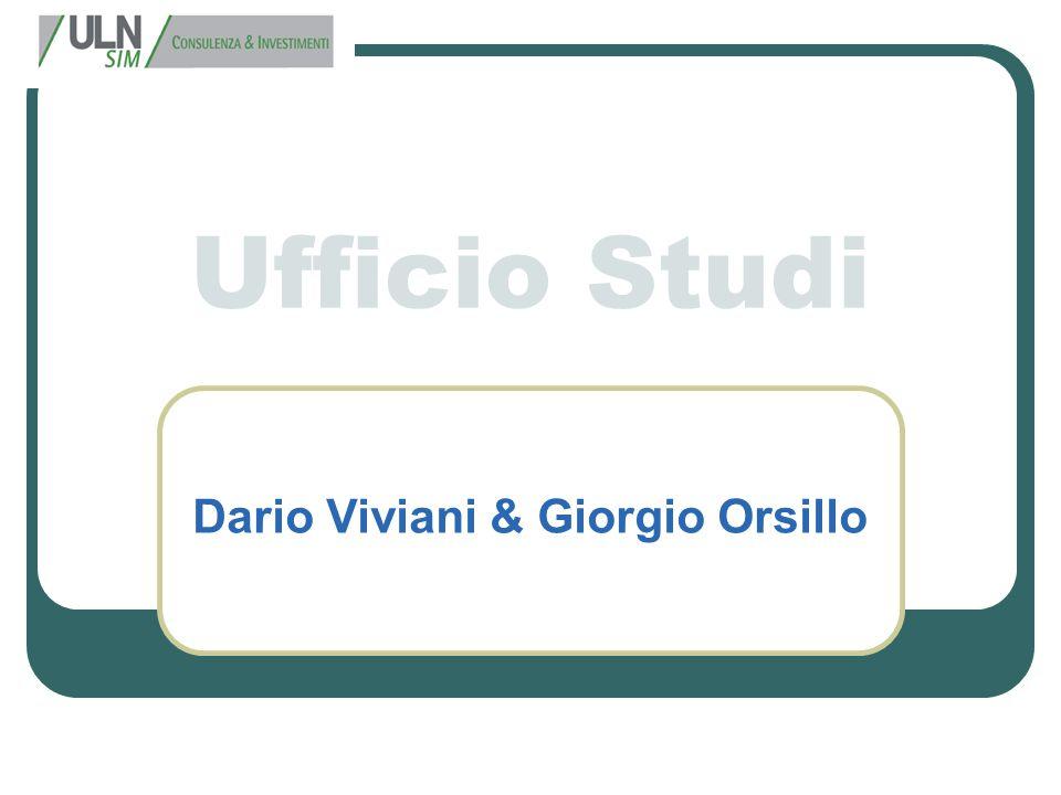 Ufficio Studi Dario Viviani & Giorgio Orsillo