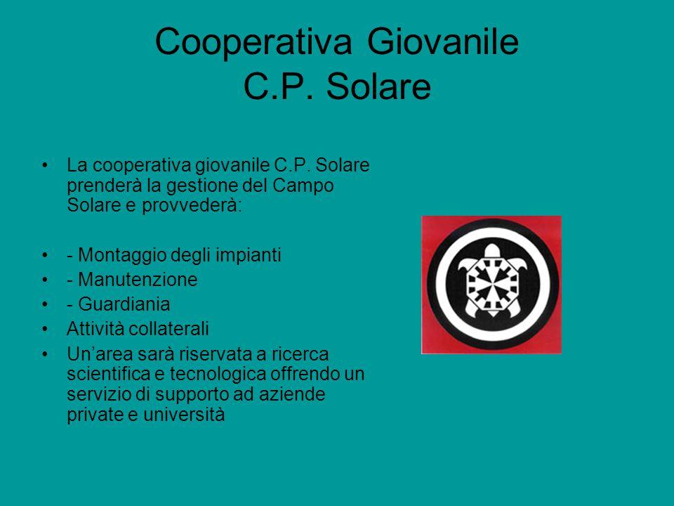 Cooperativa Giovanile C.P. Solare La cooperativa giovanile C.P.