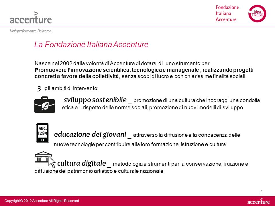 > Copyright © 2013 Accenture All Rights Reserved.