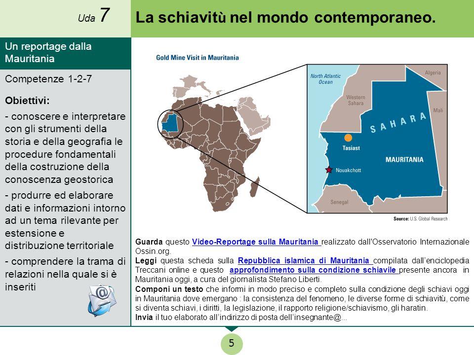 La schiavit ù nel mondo contemporaneo. Guarda questo Video-Reportage sulla Mauritania realizzato dall'Osservatorio Internazionale Ossin.org.Video-Repo