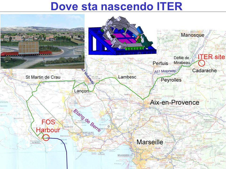 21 Dove sta nascendo ITER