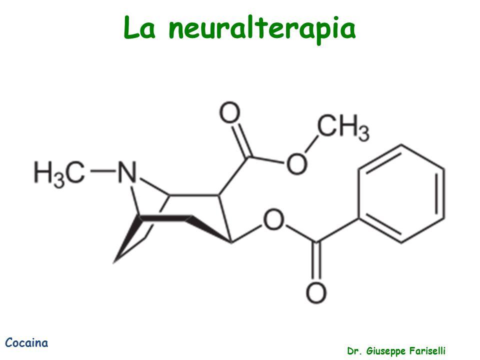 La neuralterapia Dr. Giuseppe Fariselli Cocaina