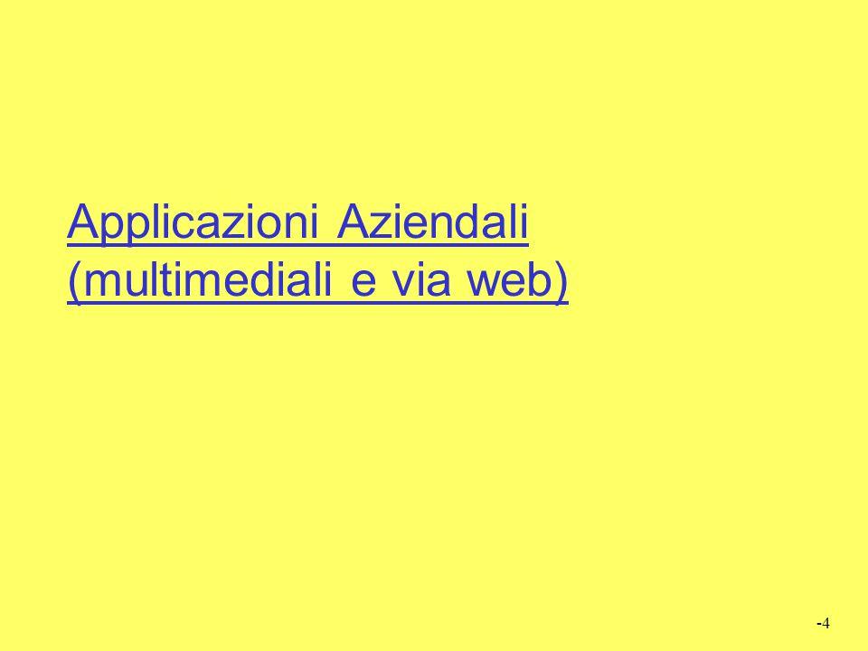 -25 Architettura Three Tier Database Server Application Server Web Server