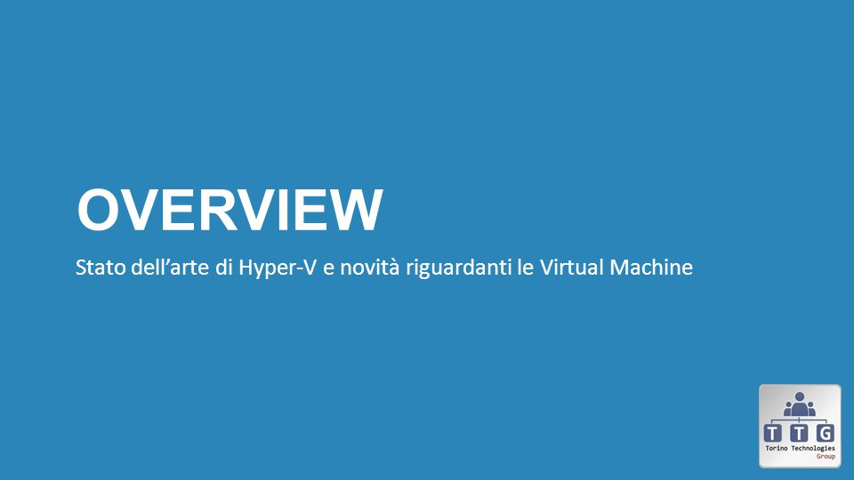 Novità in Windows Server 2012 R2 Virtual Receive Side Scaling (vRSS) NIC Teaming Dynamic Mode HV vSwitch Extended Port ACLs Online VHDX Resize Storage Quality of Service (QoS) Shared VHDX VM Generation 2 Enhanced session mode Gestione Hyper-V in WS2012 Automatic VM Activation (AVMA) File copy da host a guest online Export VM online Extended Replication Frequenza Replica configurabile Hyper-V Recovery Manager VM live migration on Shutdown Dynamic Witness Active Directory detached cluster