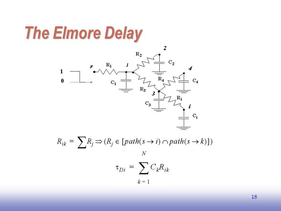 EE141 18 The Elmore Delay