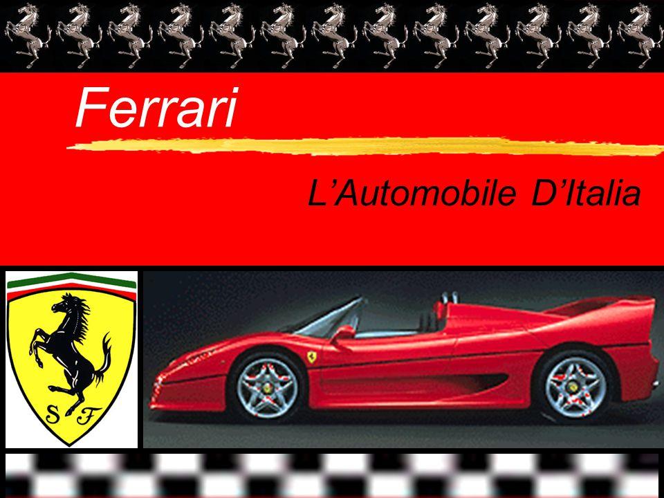 Ferrari L'Automobile D'Italia
