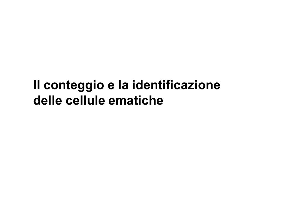 DIAGNOSTICA EMATOLOGICA NOCERA INFERIORE ASL SALERNO 1 Acantocito = aculeo Codocito = campana cellula a bersaglio Dacriocito = lacrima Drepanocito = falce Ellissocito = ovale Cheratocito = corno Cnizocito = fossetta Megalocito = gigante Schizocito = taglio Stomatocito = bocca Sferocito = sfera emazie a fungo