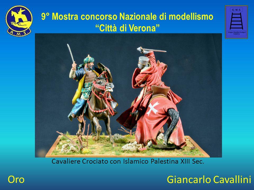 Pietro Ballarini Bull Rider 9° Mostra concorso Nazionale di modellismo Città di Verona Best Of Class