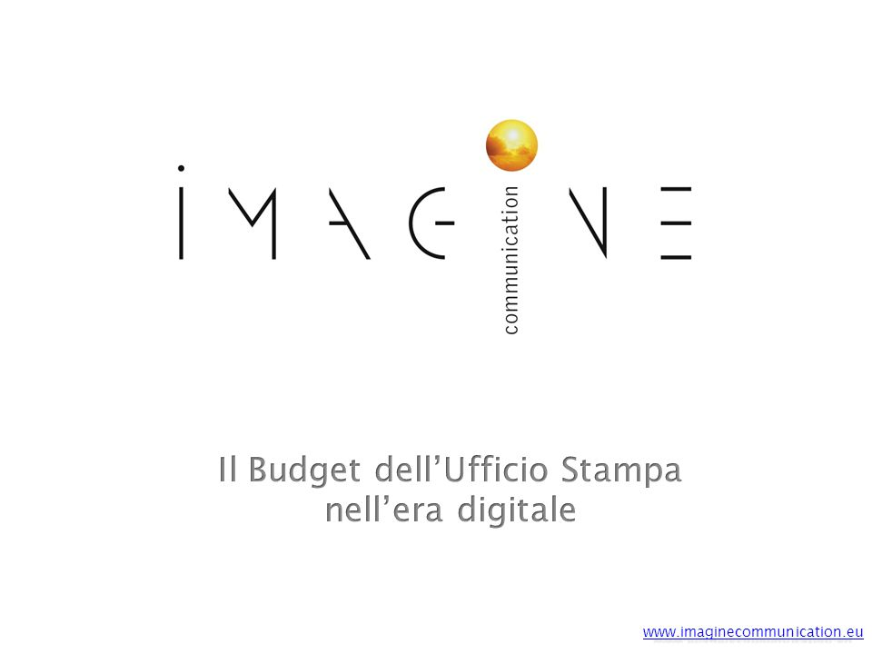 www.imaginecommunication.eu