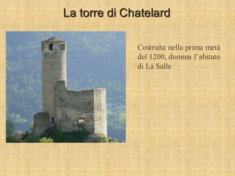 1000-1200: I primi castelli Molto semplici, torre centrale circondata da mura Funzione bellica e difensiva, nessuna comodità. Nella rocca vivevano spe