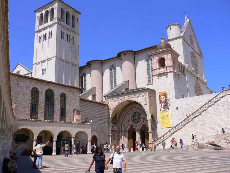 Benedetto XVI ha dedicato l'Udienza Generale di mercoledì 26 ottobre 2011 nell'aula Paolo VI in Vaticano al Viaggio ad Assisi 27 ottobre 2011